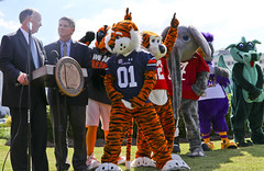 341A9869 (Governor Robert Bentley) Tags: montgomery alabama usa school spirit swac ncaa auburn aubie blaze dragon uab cocky gamecock jacksonville freddie the falcon montevallo north west troyuniversity aum university south uah state athens