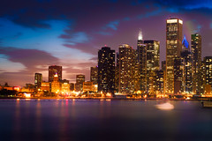 Windy City Nights