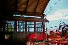 Urban Exploring - Udine (Skylark92) Tags: urban exploring urbex abandoned hangar factory industry industrial italy friuli udine italie