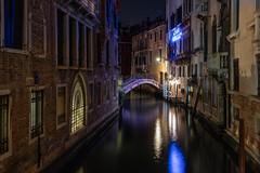 Venise (Didier Ensarguex) Tags: venise italie 1635 canon 5dsr nuit architecture reflet pauselongue didierensarguex