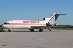N726CK | Boeing 727-2M7A(F) | Kalitta Charters II (cv880m) Tags: michigan aircargo freighter detroit willowrun yip kyip n726ck boeing 727 72f 727200 7272m7 727200f kalitta kalittacharters trijet kalittachartersii 722