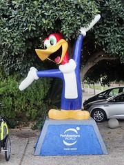 Woody (Bar Wars) Tags: spain portaventura hotelelpaso hotel woodywoodpecker
