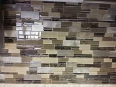 Mosaic Back Splash (Professional Tile Setter) Tags: mosiacbacksplash kitchen bathroom tilesetter tilework flooring