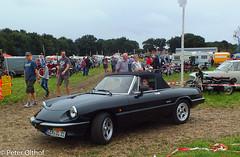 Alfa Romeo Spider (peterolthof) Tags: neurhede 1011092016 peter olthof peterolthof