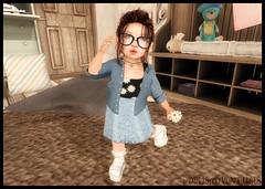 The Cool Nerd (delisadventures) Tags: secondlife secondlifefashion second secondlifefashionblog secondlifeblog seconlifefashion selfie glasses nerd nerdy geeky toddleedoo toddle toddler toddleedoos toddleddoo toddy toddledoo denim daisies barberyumyum brunette brown winged platforms socks fashion fashino fashin fashionblog fasf fashions slfashion slfashionblog slfashions slfashionblogger slfashin slfashino babyfashion urbanfashion sunshine toddleteez floral blue black