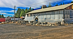 Long_Term_Project-sm (Guyser1) Tags: construction house dwelling hdr westyellowstone canoneos40d