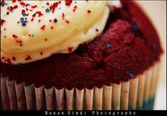 CupCake (Banan Sindi) Tags: rainbow cupcake كيك ملون كب