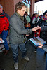 Celebrities are seen out and about during the 2013 Sundance Film Festival Featuring: Michael C. Hall Where: Salt Lake City, Utah, United States When: 18 Jan 2013 WENN.com