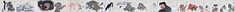 Bakemono Zukushi Scroll (sjrankin) Tags: art japan japanese edited text wikipedia monsters scroll ukiyoe bakemono japanesetext 27january2013 bakemonozukushi ukiyoescroll