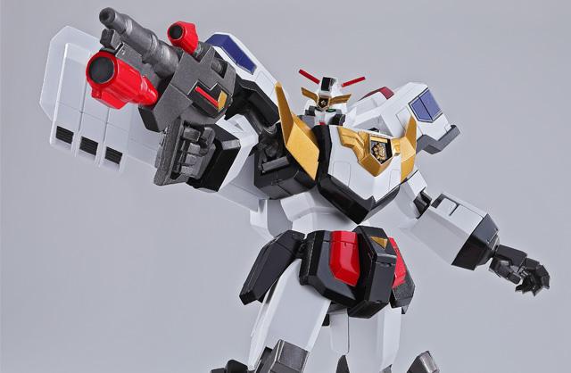 Super Robot 超合金 勇者警察 迪卡度