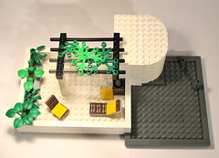 Roof (birgburg) Tags: house lego modular villa functionalism
