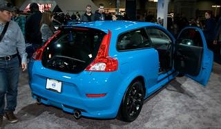 2013 Washington Auto Show - Lower Concourse - Volvo 8 by Judson Weinsheimer