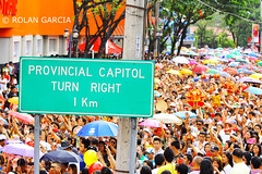 THE SEA OF FAITH AND HUMANITY | Solemn Procession in Sinulog Festival 2013 (Ravemaster (*Enjoying the vacation trip!!!*)) Tags: life people church senior del colorful place god basilica faith philippines champion festivals wave celebration festivity sinulog norte masbate streetdance stonio cebusugbu lanao tangubcity festivalqueen lumadbasakanon departmentoftourism photoleg itsmorefuninthephilippines sinulog2013