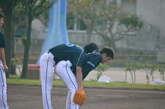 DSC_0287 (mechiko) Tags: 横浜ベイスターズ 130202 加賀美希昇 王溢正 横浜denaベイスターズ 三嶋一輝