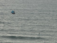 Windsurfer in Bat Yam (dlisbona) Tags: