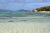 DSC_2434b La Digue, Seychelles: Anse Source d'Argent (wanderlust  traveler) Tags: ocean africa blue sea panorama nature landscape island rocks paradise palmtree tropical seychelles ladigue torquoise