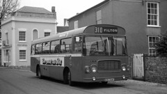 Sudden illness ...now it can be told. (Fray Bentos) Tags: bus ecw nationalbuscompany singledecker bristolomnibusco busdriving bristollh khu324p olvestonglos