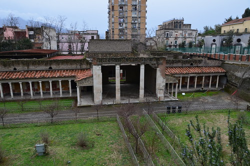 Oplontis, villa of Sabina Poppaea, Nero's second wife (1