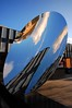 Sky Mirror (blinkingidiot) Tags: nottingham reflection anishkapoor urbanlandscape skymirror impressedbeauty flickrdiamond mygearandme blinkagain