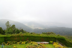 View from Dodabetta