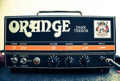 (Alex Andrine) Tags: orange canon amplifiers darkterror lightroom4 canont3i efs1855mmf3556isii ppc212ob