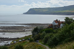 Robin Hoods Bay (sweetpeapolly2012) Tags: seascape robin bay seaside hoods