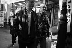 At Harajuku. (brandonheato) Tags: street people urban men fashion japan photography japanese tokyo emotion body candid shibuya streetphotography places snap harajuku photowalk language emotions japon omotesando streetfashion candidphotography streetsnap rx1 candidstreet candidstreetshots dscrx1 sonyrx1