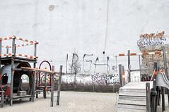 Spielplatz65 (Daniel Komann) Tags: city wedding urban berlin playground architecture town streetlife stadt architektur spielplatz kinderspielplatz sprengelpark strasenleben sprengelkiez sprengelstrase kiautschoustrase