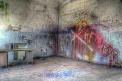Predator (Fil.ippo) Tags: milan abandoned hospital nikon decay milano grunge sigma 1020 hdr filippo psychiatric manicomio mental abbandono limbiate mombello d7000 filippobianchi