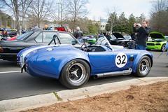Shelby Cobra (CLtotheTL32) Tags: blue race real cobra convertible racing shelby 427 yokohama ac 32 v8 exhaust rollbar roadster legit accobra rollcage 427sc shelbycobra427 avidst