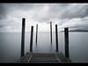 Six (A-D-Jones) Tags: ocean sea seascape water wales landscape grey pier long exposure cloudy jetty north llandudno dull on rhos