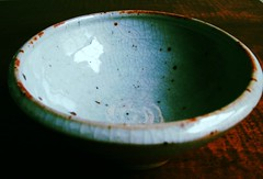 Hand thrown bowl (strippedcats) Tags: art metal ceramics potter pottery bowls madebyme handthrown strippedcats utata:project=bowl