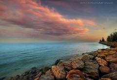 Autumn Dawn (PhotoArt Images) Tags: beach rocks australia nik nikon1424f28 jesuscmsfavoritesgallery photoartimages brightonbeachadelaide besteverexcellencegallery