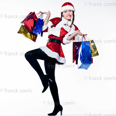 santa claus woman holding christmas bags (Franck Camhi) Tags: santa christmas xmas people woman white paris france girl smiling female standing cutout shopping happy person one 1 costume holding funny colorful background joy humor fulllength young happiness humour whitebackground gifts presents friendly present santaclaus strong casual strength studioshot bags claus showing powerful twisted isolated oneperson carrying caucasian vitality lookingatcamera onewoman