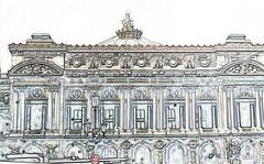 (sftrajan) Tags: paris france frankreich opera edited 19thcentury scanned 1997 francia parís parigi nikonem parisopera paryż charlesgarnier パリ paříž париж ปารีส האופרהגרנייה