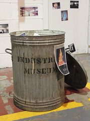 IMG_4925 (mommaskill) Tags: old festival metal museum industrial factory chocolate format derby dustbin