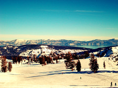 Lake Tahoe (Jennifer Brito) Tags: snow skiing tahoe laketahoe squawvalley valley squaw wintersports northernca