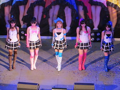 Morning Musume in Bangkok