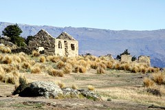 Old house, Welshtown #2, Otago, New Zealand (brian nz) Tags: old newzealand house abandoned home stone rural gold town ruins decay ghost colonial cottage mining otago derelict deterioration bendigo welshtown oldandbeautiful logantown oncewashome