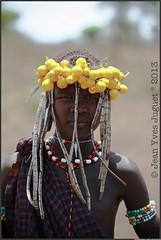 "Les ""Mursi"" - ""Mursi Tribe"" ( Jean-Yves JUGUET ) Tags: africa portrait people woman photography faces jean african tribal valley tribes afrika yves ethiopia ethnic minority karo mursi hamar tribo hamer ethnology tribu omo ethiopie oromo ethnique ethnies juguet minorité"