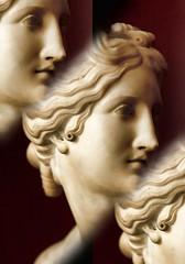Teylers beauty (dorrisd) Tags: woman holland art haarlem museum female hair raw roman head kunst nederland bust marble vrouw beeld noordholland topaz gezicht haar marmer teylers romeins canon24105mm pe11 dorrisd canoneos5od lightroom36 mienekeandewegvanrijn