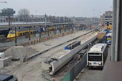 Verbouwing buurtspoorperrons Utrecht Centraal (Alfenaar) Tags: ut utr