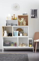 Urban Shelving (Houseology) Tags: contemporary interiors interior home homedecor interiordesign shelves shelving shelvingunit unit whiteroom scandic scandinavian