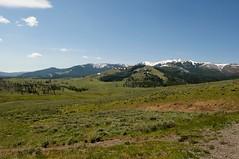 Dunraven Pass (YuriZhuck) Tags: us usa wy wayoming yellowstone park nature landscape pass mountain