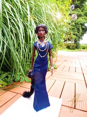 Najda (AHMH - Coutre) Tags: fashiondoll out sight najda ahmh laconvention 2015