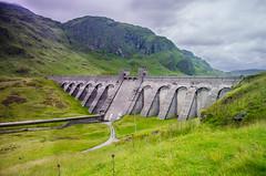 19 Lawers Dam (daedmike) Tags: thetarmachanridge scotland perthshire hills hillwalking lawersdam hydroelectric hydrodam electric renewableenergy