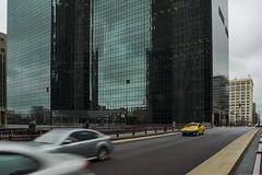 Adams St. Draw Bridge Jul-15-16 (Bader Alotaby) Tags: adams street draw nikon d7100 riyadh skyscraper skyline cityscape nightscape ruh photography ksa gcc art architecture leed kafd sunset blue hour amazing 18200 1116 sigma samyang 8mm tokina supertall megatall cma hok kkia dxb dubai uae doh doha qatar bahrain manamah burj khalifah downtown city center modern rafal kempinski hotel flamingo sculpture chicago illinois usa travel summer loop central cta ord ny jfk kfnl kapsarc