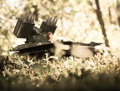Cover Girl (Farmernudie) Tags: covergirl gi joe toys tank army 80s moss lighting fun figures toy missles