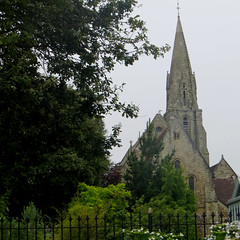 Isle of Wight, Shanklin - St Saviour of the Cliff (2) (Padski1945) Tags: englishchurches churchesofengland churches isleofwightchurches churchesoftheisleofwight shanklin scenesoftheisleofwight scenesfromtheisleofwight stsaviourofthecliff isleofwight