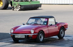 EGR 699S (Nivek.Old.Gold) Tags: 1978 triumph spitfire 1500